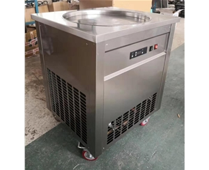 炒冰机专用导热膏应用